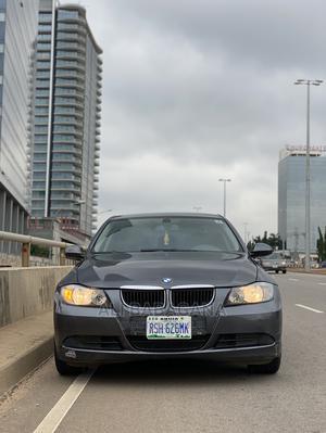 BMW 323i 2007 Gray | Cars for sale in Abuja (FCT) State, Garki 1