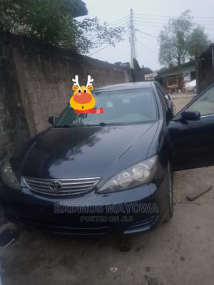 Toyota Camry 2006 2.4 GLi Automatic Blue | Cars for sale in Lagos State, Alimosho