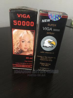 Super Viga 50000 for Men | Sexual Wellness for sale in Delta State, Aniocha South