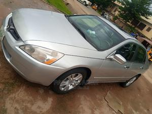 Honda Accord 2003 Automatic Silver | Cars for sale in Abuja (FCT) State, Gwarinpa