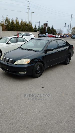 Toyota Corolla 2006 LE Black | Cars for sale in Lagos State, Lekki