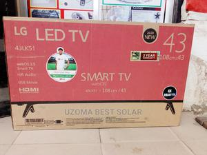 43inches LED | TV & DVD Equipment for sale in Lagos State, Lekki