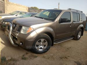 Nissan Pathfinder 2006 SE 4x2 Gold | Cars for sale in Plateau State, Jos