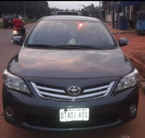 Toyota Corolla 2011 Gray | Cars for sale in Delta State, Oshimili South