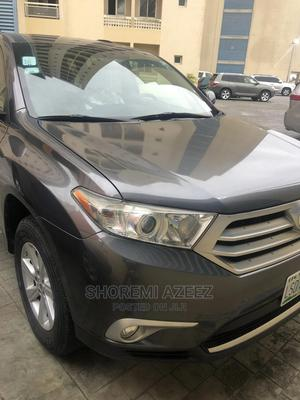 Toyota Highlander 2011 Gray   Cars for sale in Lagos State, Ikoyi
