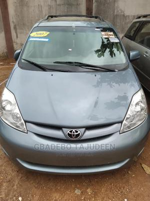Toyota Sienna 2008 XLE AWD Blue | Cars for sale in Lagos State, Alimosho