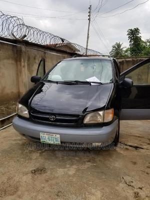 Toyota Sienna 1999 CE Black | Cars for sale in Osun State, Osogbo