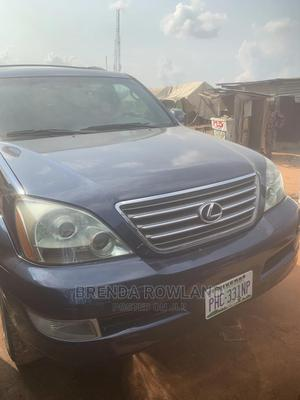 Lexus GX 2006 470 Sport Utility Blue | Cars for sale in Imo State, Owerri