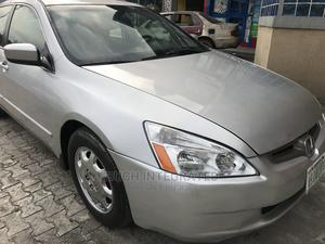 Honda Accord 2005 2.0 Comfort Automatic Silver | Cars for sale in Rivers State, Port-Harcourt
