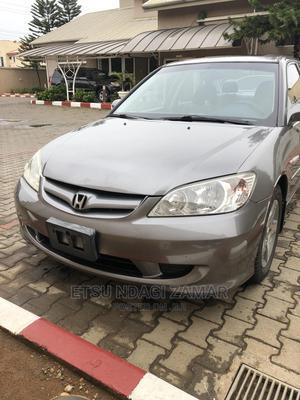 Honda Civic 2005 Gray   Cars for sale in Abuja (FCT) State, Gwarinpa