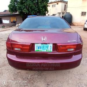 Honda Accord 2005 Coupe Automatic Red   Cars for sale in Enugu State, Enugu
