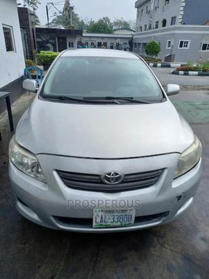 Toyota Corolla 2010 Silver   Cars for sale in Cross River State, Calabar
