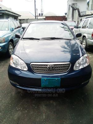 Toyota Corolla 2003 Blue   Cars for sale in Enugu State, Enugu