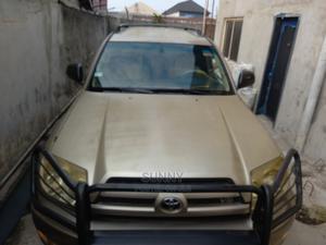 Toyota 4-Runner 2005 SR5 V8 Gold   Cars for sale in Lagos State, Apapa