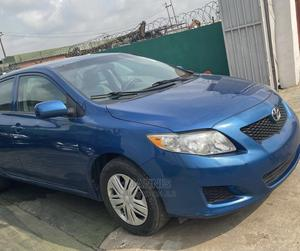Toyota Corolla 2010 Blue   Cars for sale in Lagos State, Ogba