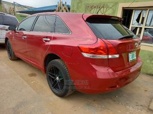 Toyota Venza 2011 V6 Red | Cars for sale in Lagos State, Ikeja