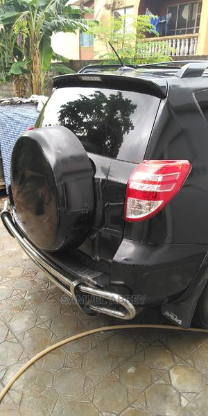 Toyota RAV4 2009 Limited V6 4x4 Black | Cars for sale in Lagos State, Ejigbo