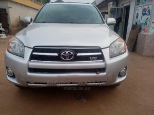 Toyota RAV4 2010 Silver   Cars for sale in Lagos State, Abule Egba