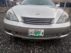 Lexus ES 2004 330 Sedan Silver | Cars for sale in Lagos State, Abule Egba