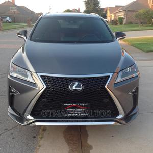 Lexus RX 2017 350 F Sport AWD Gray   Cars for sale in Ogun State, Abeokuta South