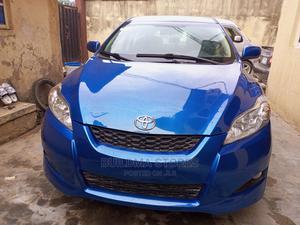 Toyota Matrix 2009 Blue | Cars for sale in Lagos State, Oshodi