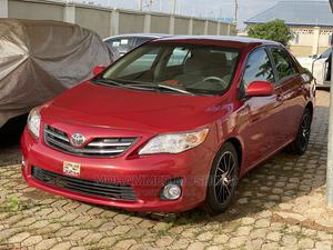 Toyota Corolla 2012 Red   Cars for sale in Kwara State, Ilorin West