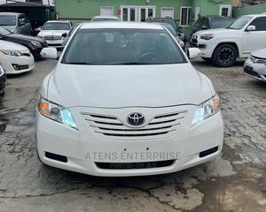 Toyota Camry 2008 2.4 LE White | Cars for sale in Lagos State, Ikeja