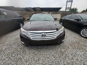 Toyota Avalon 2010 Limited Brown   Cars for sale in Lagos State, Magodo