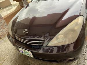 Lexus ES 2004 330 Sedan Brown | Cars for sale in Lagos State, Ajah