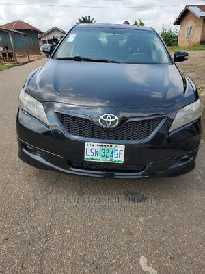 Toyota Camry 2008 Black | Cars for sale in Ondo State, Akure