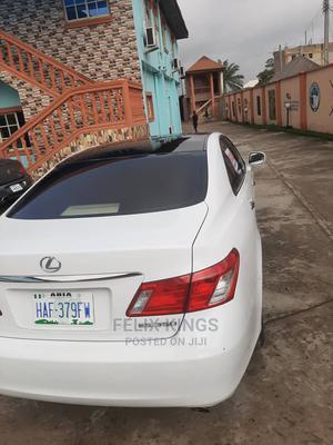 Lexus ES 2010 350 White | Cars for sale in Abia State, Umuahia