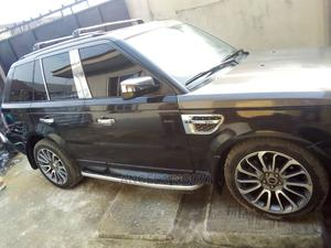 Land Rover Range Rover Sport 2012 HSE 4x4 (5.0L 8cyl 6A) Black | Cars for sale in Rivers State, Oyigbo
