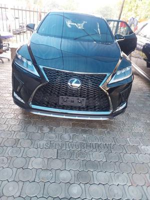 Lexus RX 2021 350 4WD Black | Cars for sale in Abuja (FCT) State, Garki 2