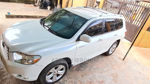 Toyota Highlander 2009 Limited White   Cars for sale in Lagos State, Ifako-Ijaiye