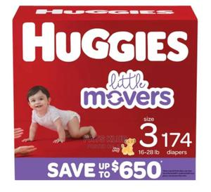 Huggies Diapers | Baby & Child Care for sale in Lagos State, Ikeja
