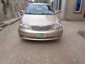 Toyota Corolla 2004 LE Gold | Cars for sale in Lagos State, Isolo