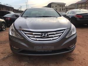 Hyundai Sonata 2013 Gray   Cars for sale in Lagos State, Ikeja