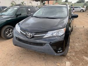Toyota RAV4 2016 XLE AWD (2.5L 4cyl 6A) Black | Cars for sale in Oyo State, Ibadan
