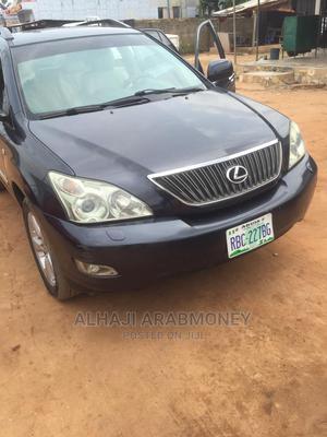 Lexus RX 2008 Black   Cars for sale in Oyo State, Ibadan
