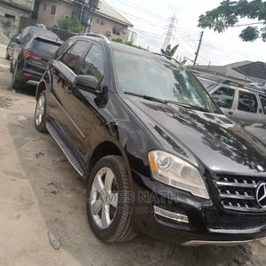 Mercedes-Benz M Class 2011 ML 350 4Matic Black   Cars for sale in Rivers State, Port-Harcourt