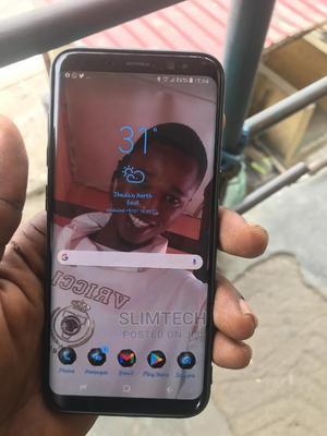 Samsung Galaxy S8 64 GB Blue | Mobile Phones for sale in Lagos State, Kosofe