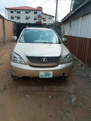 Lexus RX 2005 330 Gold | Cars for sale in Lagos State, Alimosho