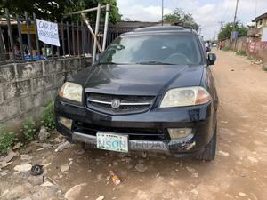 Acura MDX 2001 3.5L 4x4 Black   Cars for sale in Lagos State, Abule Egba