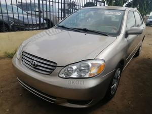 Toyota Corolla 2004 Gold | Cars for sale in Lagos State, Ojodu