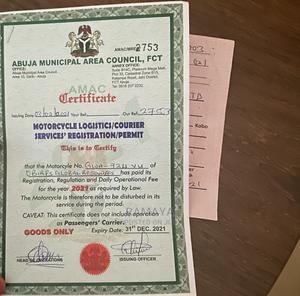 Bajaj Boxer 2019 Red | Motorcycles & Scooters for sale in Abuja (FCT) State, Utako