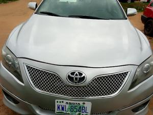 Toyota Camry 2006 Silver | Cars for sale in Abuja (FCT) State, Apo District