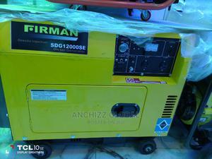10kva Original Firman Soundproof Diesel Generator | Electrical Equipment for sale in Lagos State, Lekki