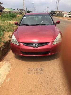 Honda Accord 2004 Red | Cars for sale in Kwara State, Ilorin South