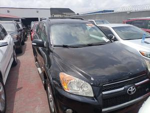 Toyota RAV4 2010 3.5 Limited 4x4 Black   Cars for sale in Lagos State, Amuwo-Odofin