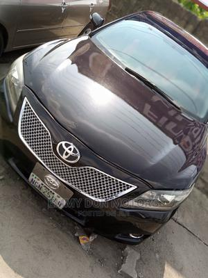 Toyota Camry 2007 Black | Cars for sale in Delta State, Warri